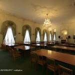 Танцевальный зал во дворце вел. кн. Ольги Аленксандровны