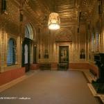 Мавританская гостиная в особняке фон Дервизов