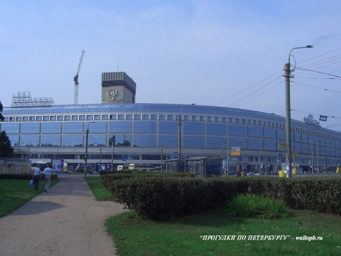 Гостиница «Москва». 2007.08.22.