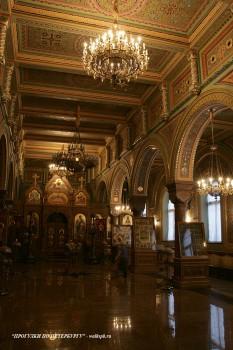Зал церкви святого Андрея Критского. 2011.03.31.