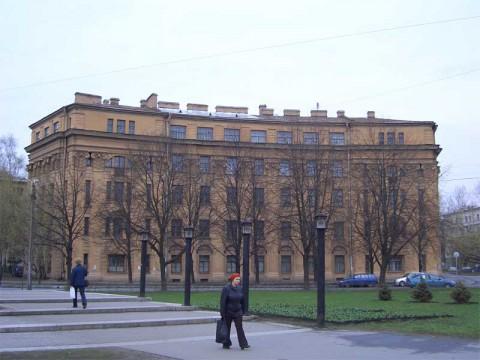 Каховского пер., 2. 2007.05.03.
