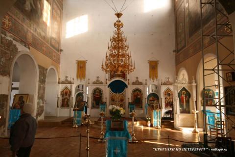 Благовещенская церковь. 2008.02.16.