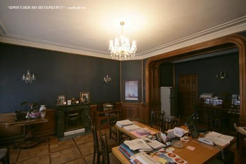 Комната в особняке Гагариной. 2010.06.12.