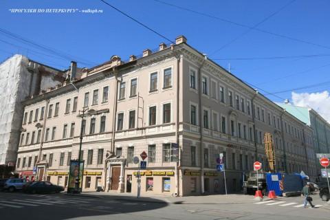 Чернега А.В., Большая Морская ул. 13. 22.07.2012.