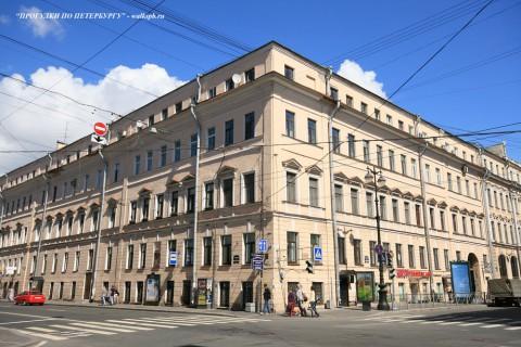 Чернега А.В., Большая Морская ул. 23. 22.07.2012.