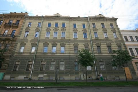 Чернега А.В., Большая Морская ул. 48. 22.07.2012.