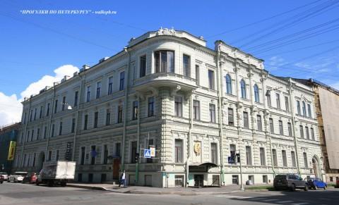 Чернега А.В., Большая Морская ул. 53. 22.07.2012.