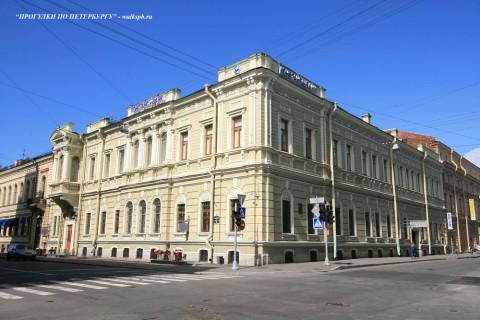 Чернега А.В., Большая Морская ул. 55. 22.07.2012.