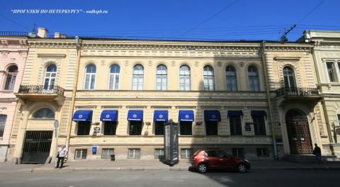 Чернега А.В., Большая Морская ул. 57. 22.07.2012.