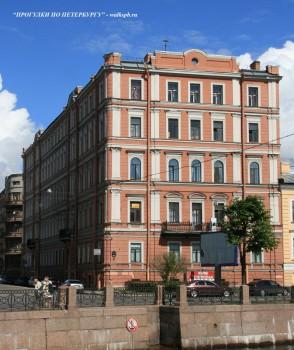 Чернега А.В., Конногвардейский пер. 10-12. 22.07.2012.
