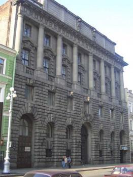 Чернега А.В., Большая Морская ул. 15. 23.09.2006.