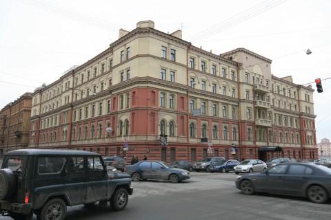 пр. Чернышевского, 1. 2009.03.12.