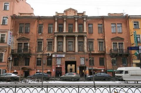пр. Чернышевского, 13. 2009.03.12.