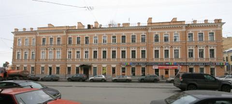 пр. Чернышевского, 2. 2009.03.12.