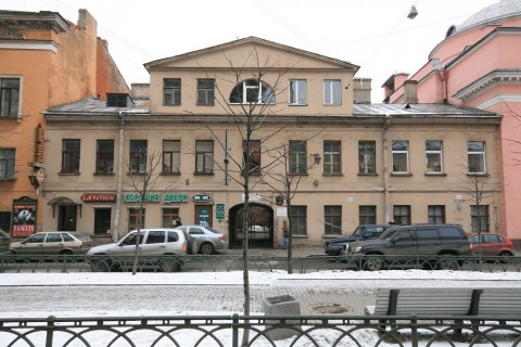 пр. Чернышевского, 3. 2009.03.12.