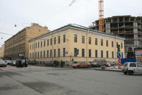пр. Чернышевского, 4. 2009.03.12.