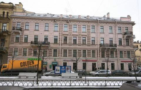 пр. Чернышевского, 7. 2009.03.12.