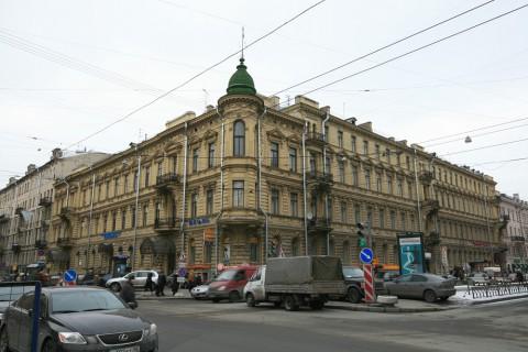 ул. Чайковского, 38 / пр. Чернышевского, 9. 2009.03.12.