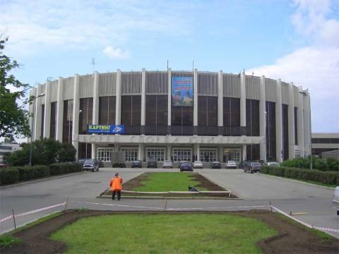 Дворец спорта Юбилейный. 2006.06.008.