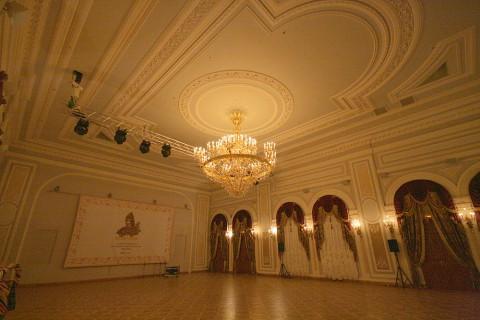 Зал Благородного собрания в особняке Елисеевых. 2011.09.17.