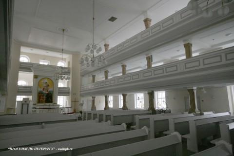 Чернега А.В., Финская церковь. 08.04.2012.