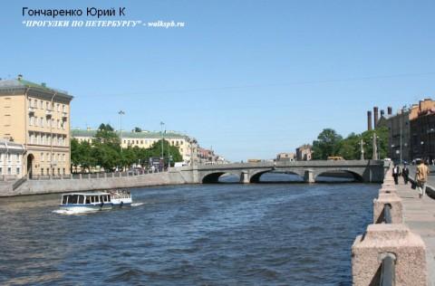 Гончаренко Ю.К., Обуховский мост.