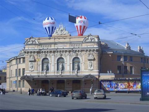 Цирк на Фонтанке. 2006.09.04.