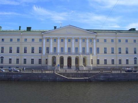 Здание Екатерининского института. 2006.04.09.