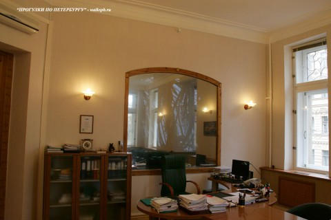 Чернега А.В., В кабинете. 23.03.2012.
