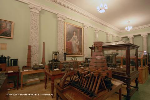Музей Горного института. 2008.11.12.
