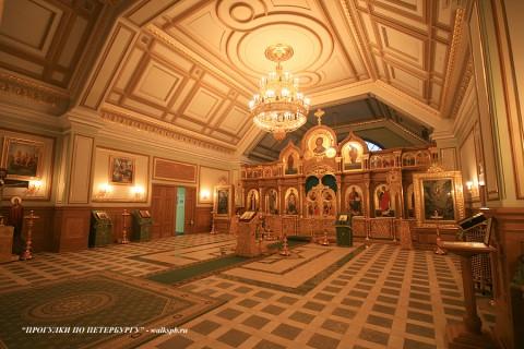 Церковь Горного института. 2008.11.12.