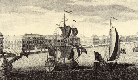 ������ �. �., �������� ������� �������. ����� ������������� �������. 1749-1750.