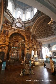Иконостас Андреевского собора. 2008.02.16.