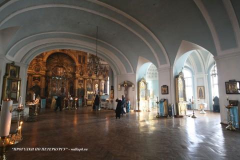 Зал Андреевского собора. 2008.02.16.