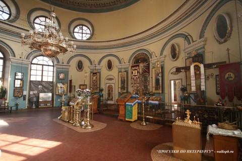 Церковь Ильи пророка и Александра Невского. 2008.02.26.