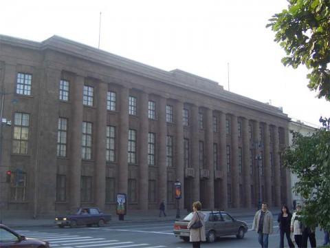 Здание германского посольства. 2006.09.23.