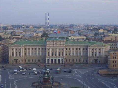 Мариинский дворец. 2006.08.26.