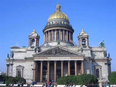 Исаакиевский собор. 2006.10.07.