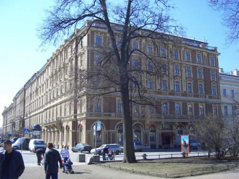 Европейская гостиницца. 2006.04.23.