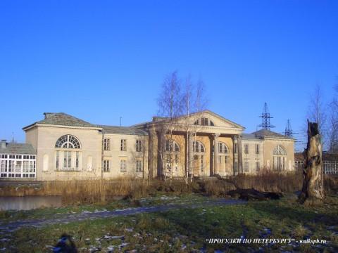Безобразовых усадьба (Жерновка).