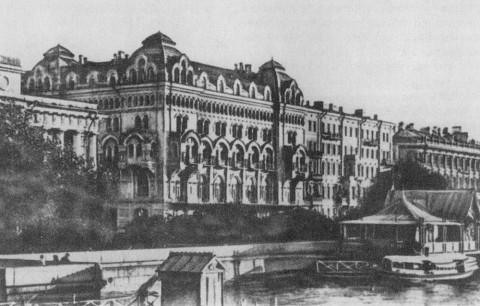 Театр Панаева. 1880-е гг..