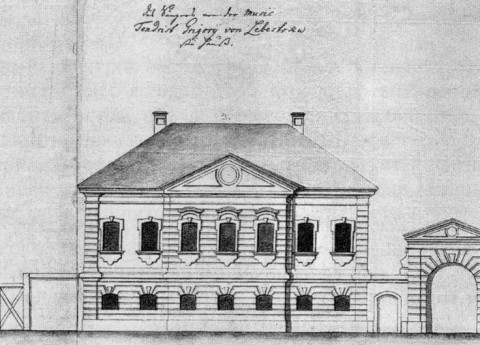 ��� �. �. ���������. 1740-� ��..