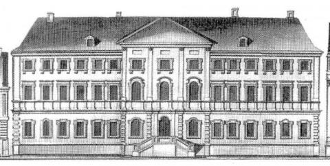 Дом Григория Петровича Чернышёва.