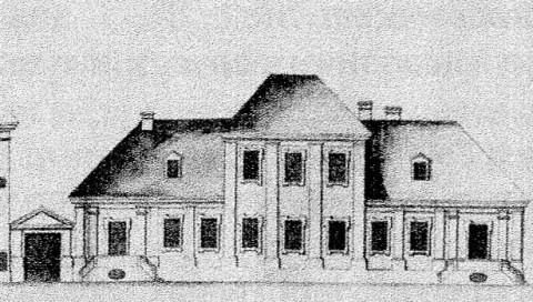 ��� �������� ������. 1740-�.