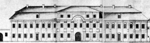 Дом П. П. Шафирова.