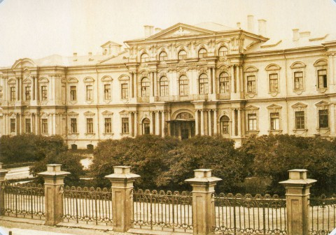 ����������� ��������, ������������ ������ (�������� ������) �� ������� �����. 1860-�.