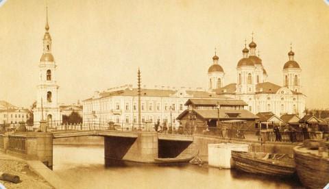 Фелиш А. Э., Собор святителя Николая Чудотворца (Морской). 1870-е гг..