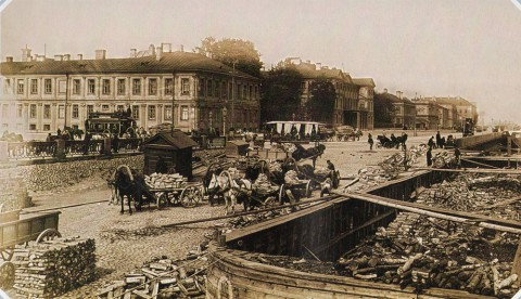 ����������� ��������, ���������� ���� � ������ ������� ���������� �������. 1890-� ��..