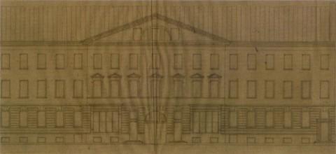 Доходный дом Г. Боссе. 1850-е.