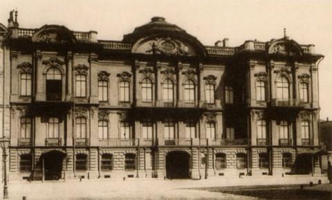 Здание австрийского посольства в Санкт-Петербурге. нач. 1900-х.